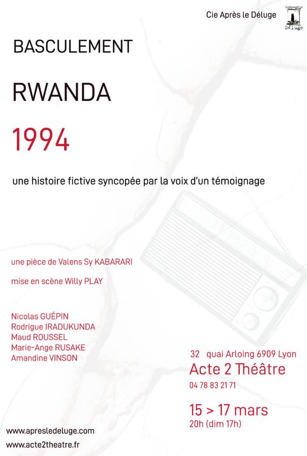 06 / 04/ 94  - Une histoire fictive syncopée par la réalité d'un témoignage  - 60 mn