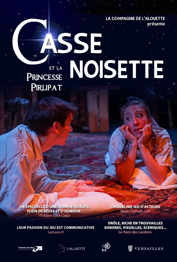 CASSE-NOISETTE et la Princesse Pirlipat - dès 4 ans - Compagnie de l 'Alouette