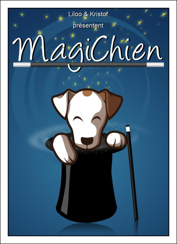 MagiChien  - dès 4 ans  - 50 mn - Cie LKillusionS