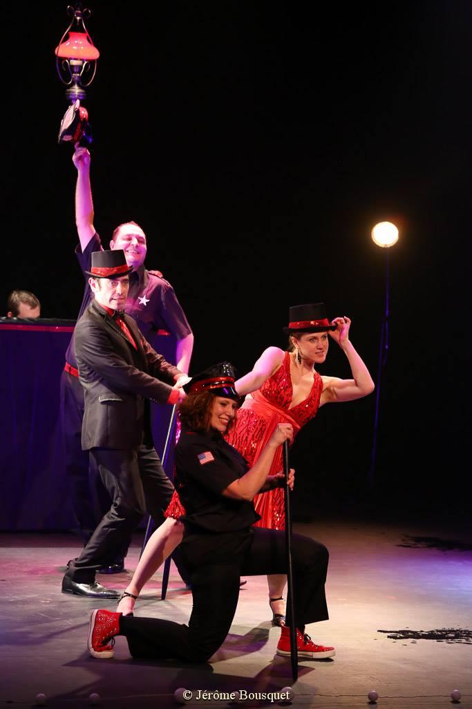 SPECIAL REVEILLON DE NOEL  - DERNIER APPEL POUR BROADWAY - comédie musicale