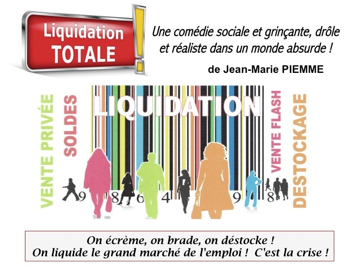 LIQUIDATION TOTALE !  - L'ART-SCENIC