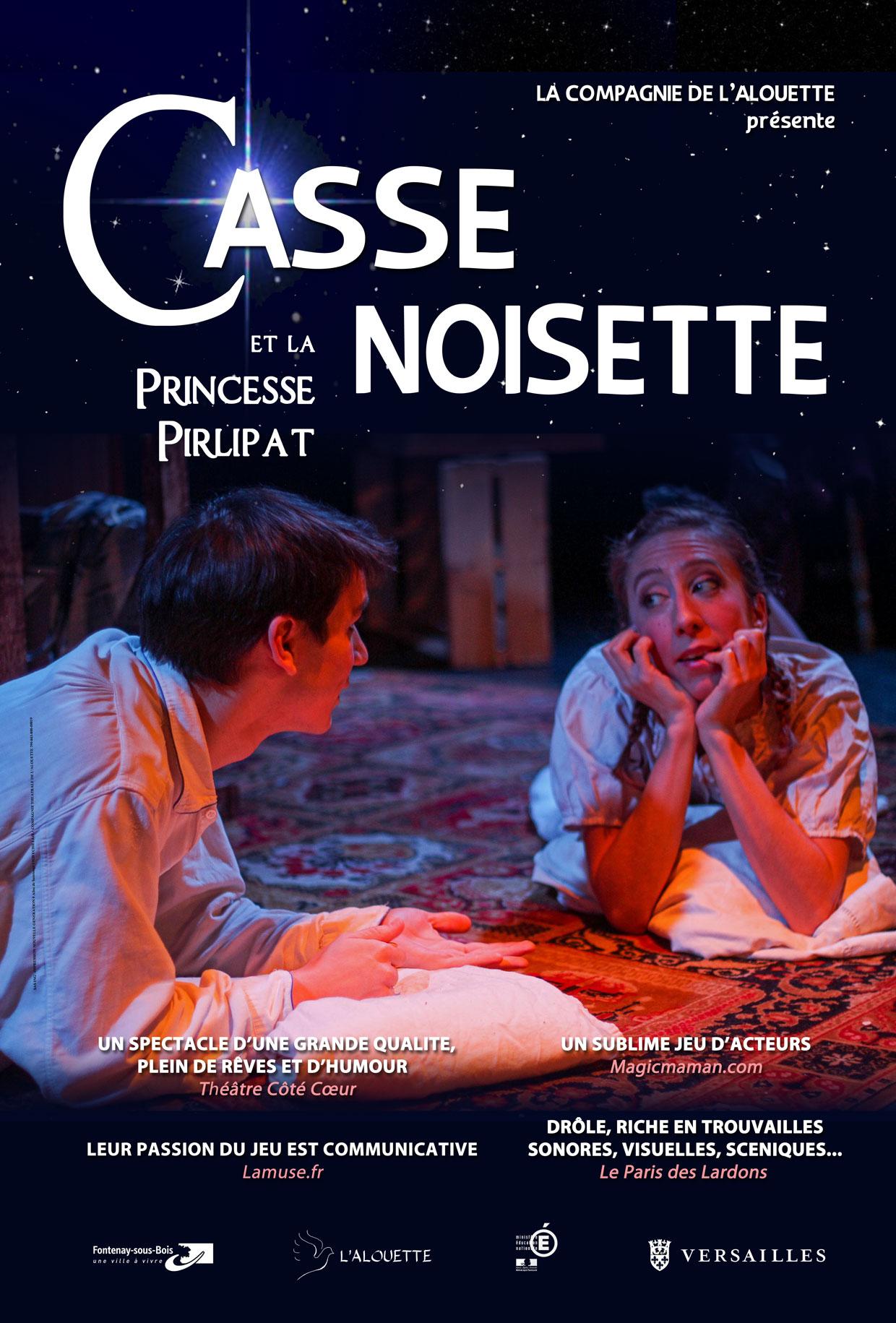 CASSE-NOISETTE et la Princesse Pirlipat - Compagnie de l 'Alouette