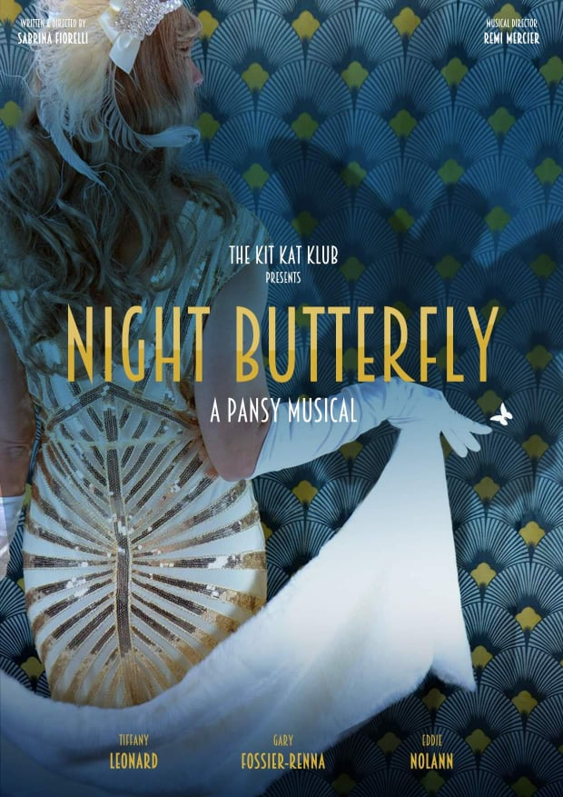 NIGHT BUTTERFLY - SPECTACLE MUSICAL-  CIE KIT KAT KLUB