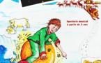 L ORANGE DE NOEL - A partir de 3 ans  à 10 ans  -50 mn  - Compagnie Croch&Tryolé