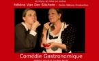 Le Don de Louise  Comédie dramatique et gastronomique  1 h - Compagnie  Zazie 7