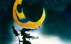 Le Bal des fantomes la sorcière et le magicien   - dès 4 ans -55 mn   Cie le théâtre des Illusions