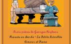 DEUX AGES DE L' AMOUR  - 3 pièces de Georges Feydeau -Compagnie Interaction Libre