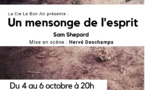 Un mensonge de l esprit de Sam Shepard - Cie Le Bon Air