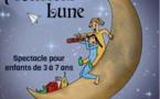 MONSIEUR LUNE - dès 3 ans - 35 mn - COLLECTIF YGGDRASIL
