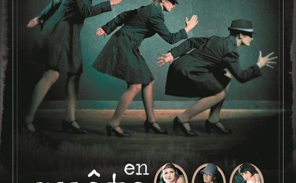 En quête du corps - polar chorégraphique et burlesque sur talons hauts -Cie Comme tes pieds !