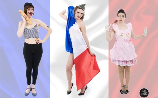 CABARET BURLESQUE-SPECIAL FRENCHY -FEMINITEASE 1h